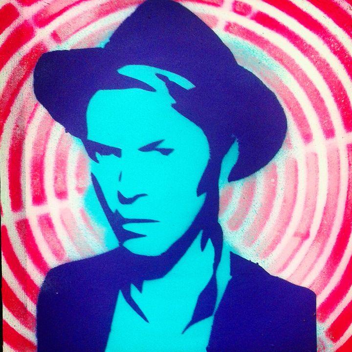 David Bowie's acid trip - attagirl