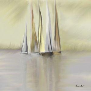 Barcos de la niebla
