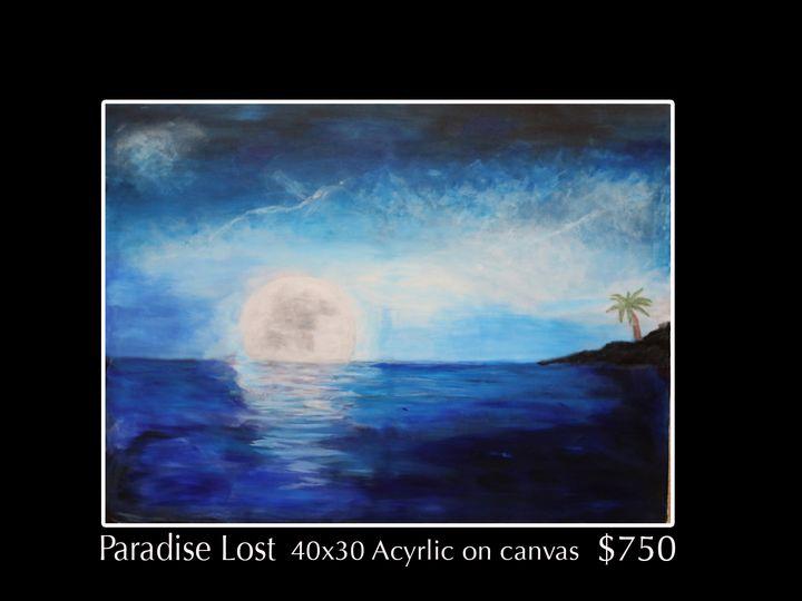Paradise Lost - Robert Barlow Art