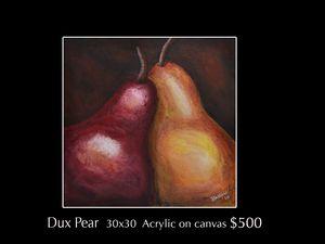 Dux Pear