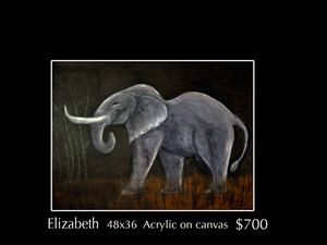 Elizabeth the Elephant