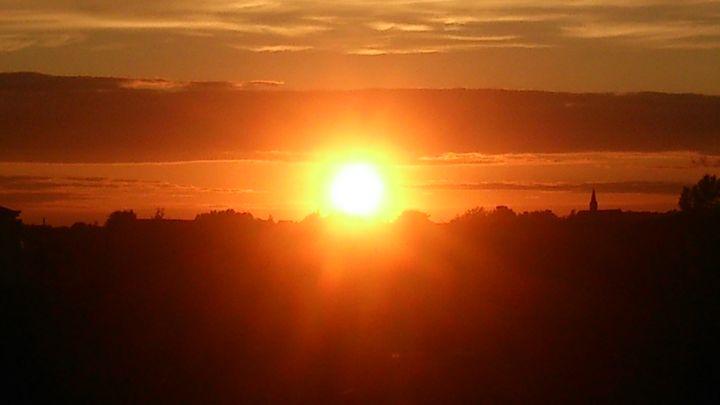 Sunset - N.Silgram