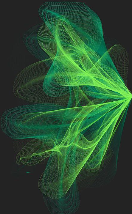 Green spiral - N.Silgram