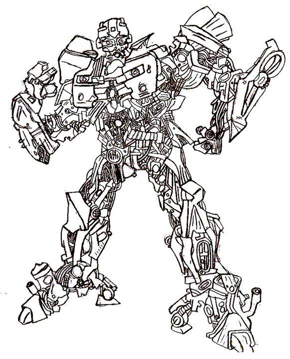 Bumblebee - Transformers - N.Silgram