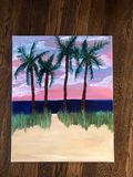 Beach Side Painting