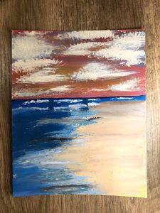 Acrylic Sea