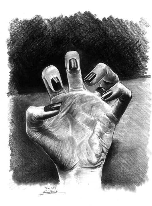 Hand pose - KAZAGOVIC