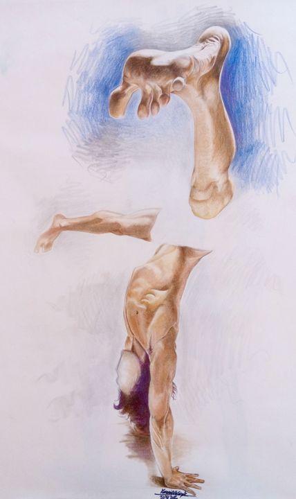 Yoga man 2 - KAZAGOVIC