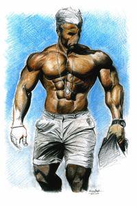 Human torso