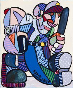John E. Law - Mark Daniel Art