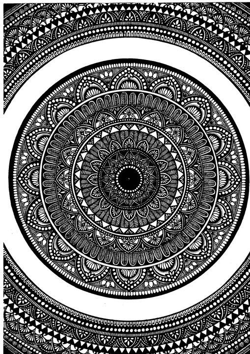 Mandala - Sowmya
