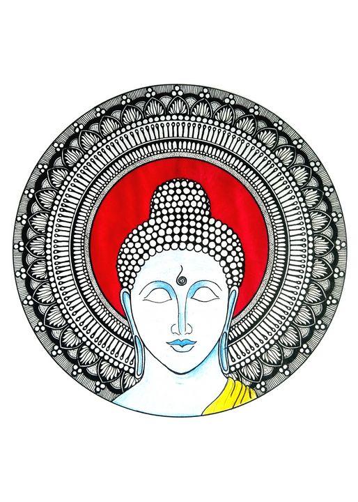 Buddha Mandala - Sowmya