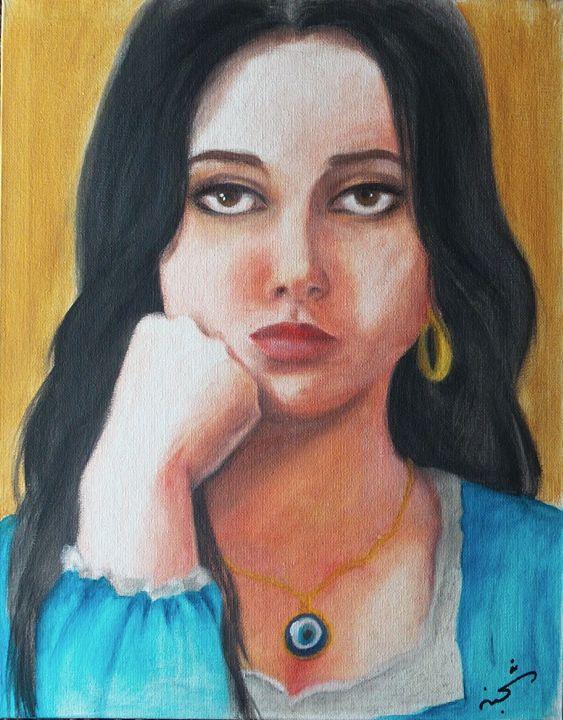 Baghdad charm - Shajan Art