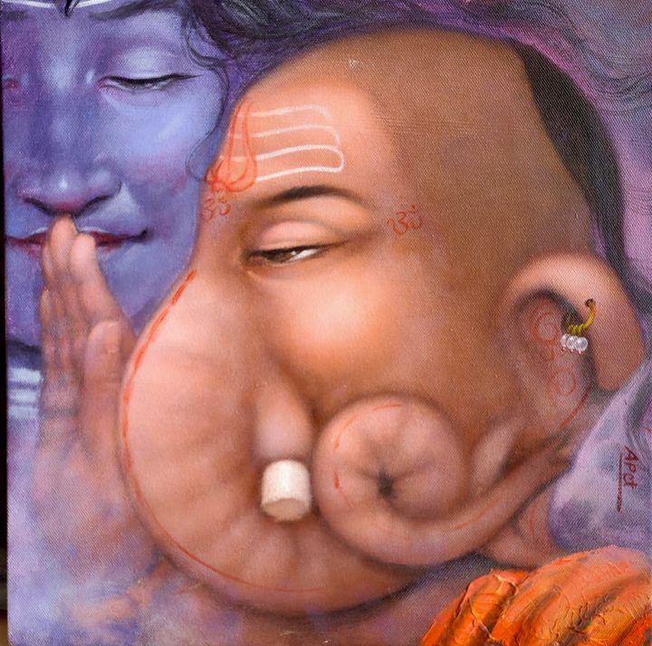 Shri Ganesha - Apet Art Gallery