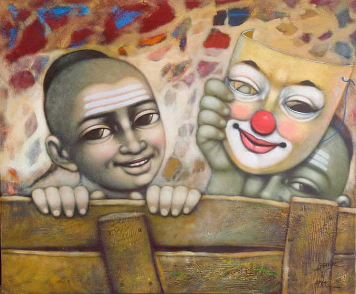 Mask - Apet Art Gallery