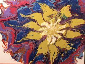 Cardo-Flower