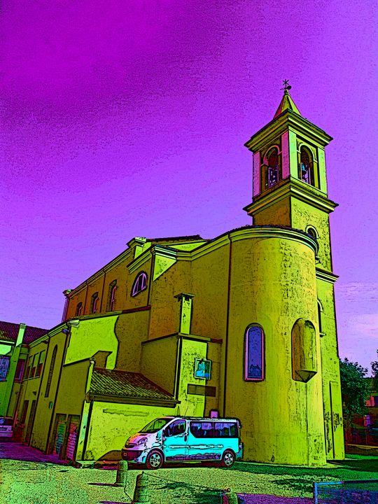 Santa Church - NubesDesignCH