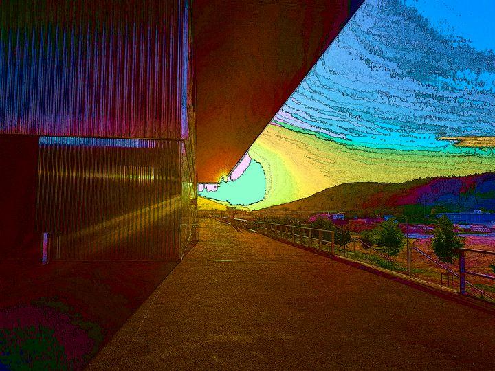 Stadion Sunrise - NubesDesignCH