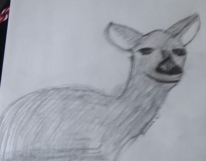 Deer - Hannah Whitehead