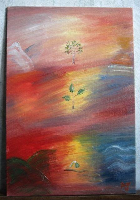 Nature - Galina's art