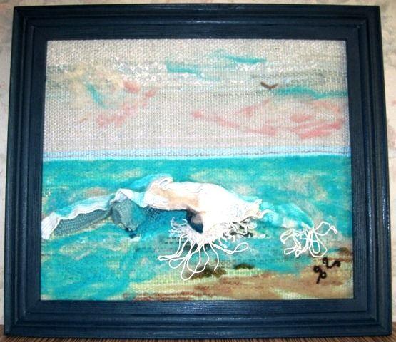 Sea - Galina's art
