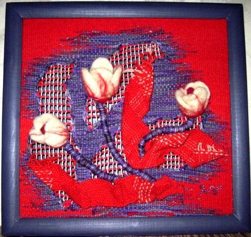 White tulips - Galina's art