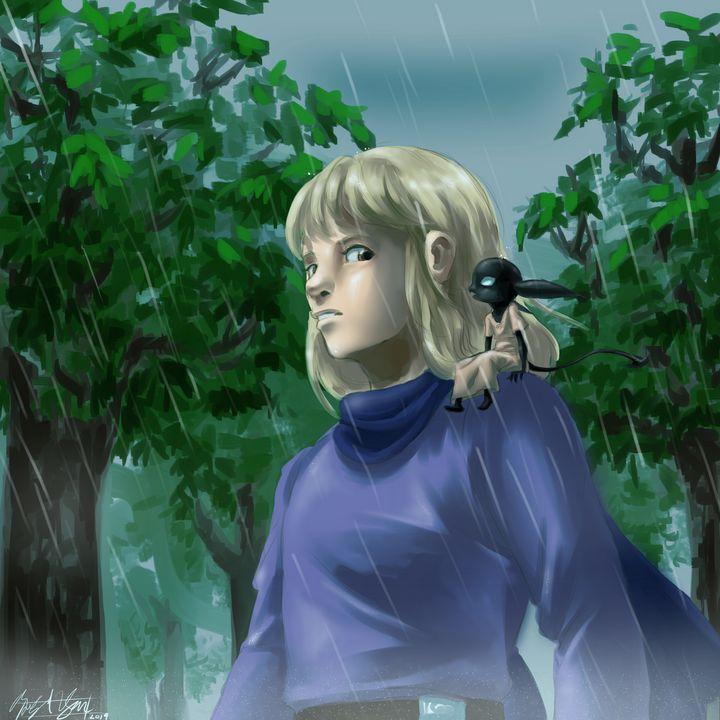 Rainy Day - NeonnDreamer