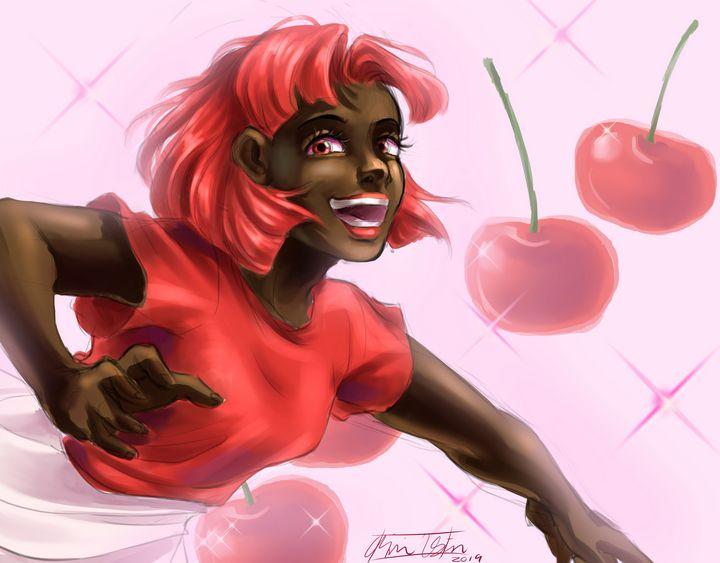 Cherry Girl - NeonnDreamer