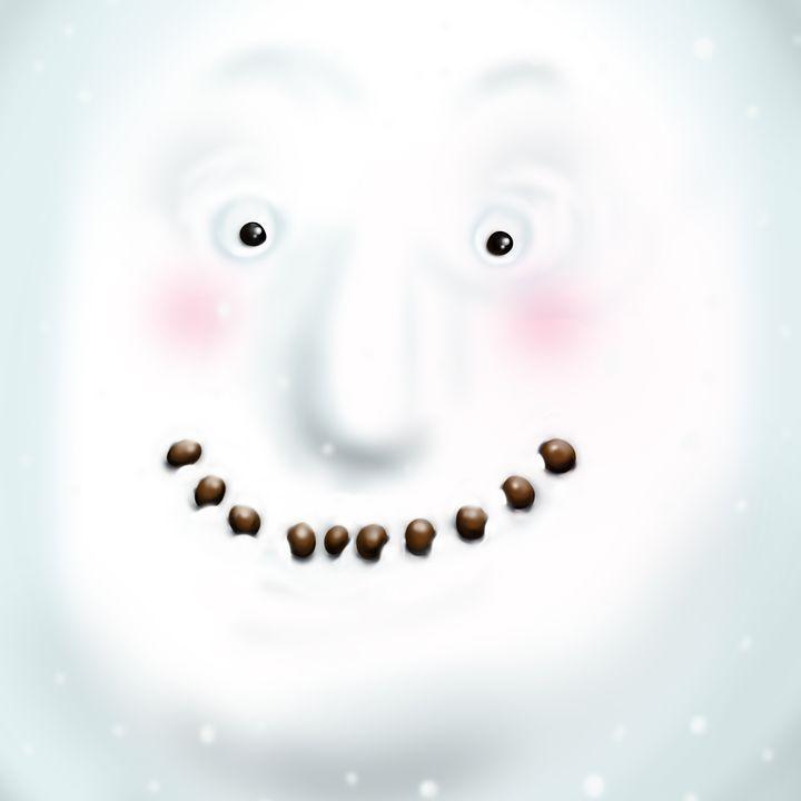 Happy Snowman - Vera, Chuck & Dave