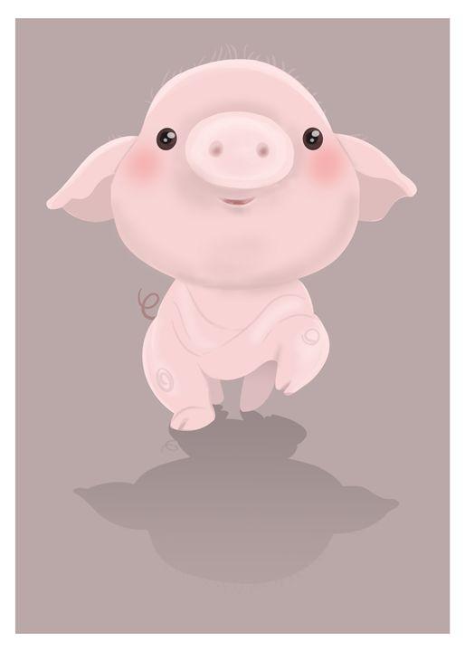 Little piggy - Vera, Chuck & Dave