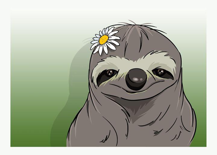 sloth - Vera, Chuck & Dave