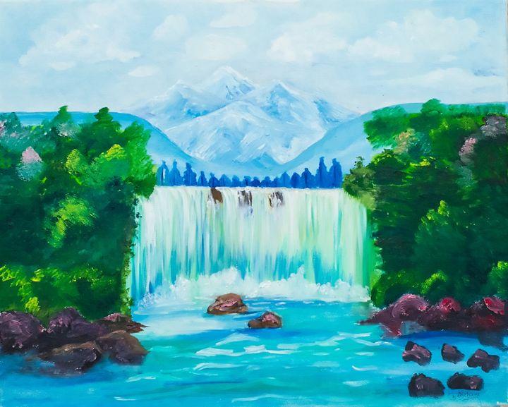 Waterfalls - Divya