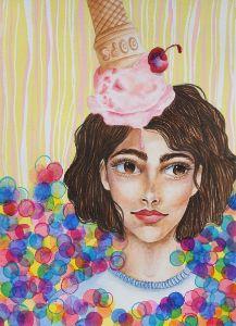 Ice Cream Oops - dreamn'whimsy