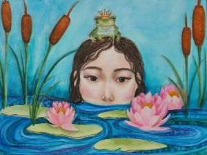 Lily Pad Prince - dreamn'whimsy