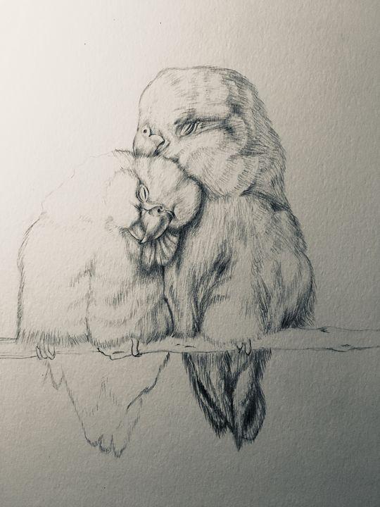 Snuggle - Zero Art