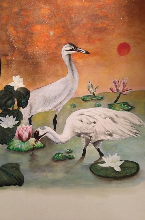 Cranes - Zero Art
