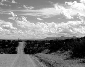 The Long Unpaved Road to the Border