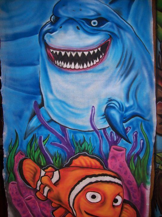 Nemo adventure - Louie LeBlanc Jr