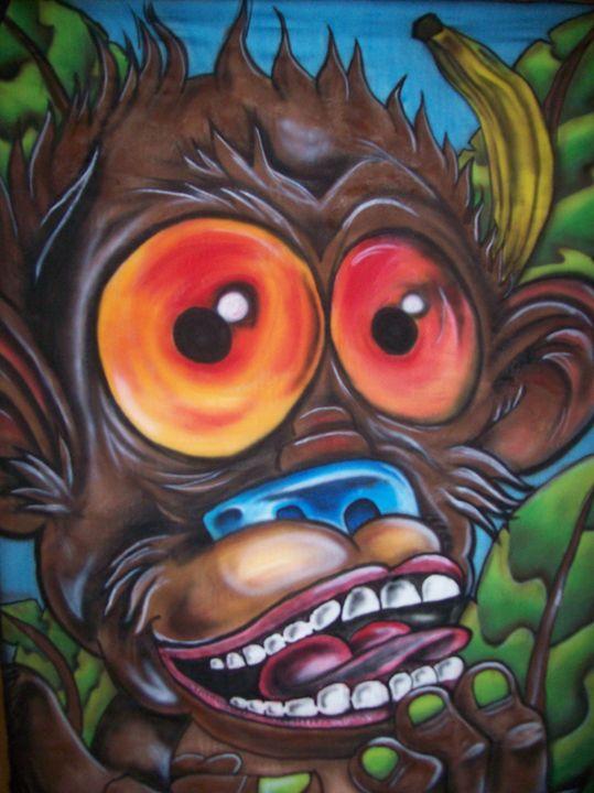 Crazy Monkey - Louie LeBlanc Jr