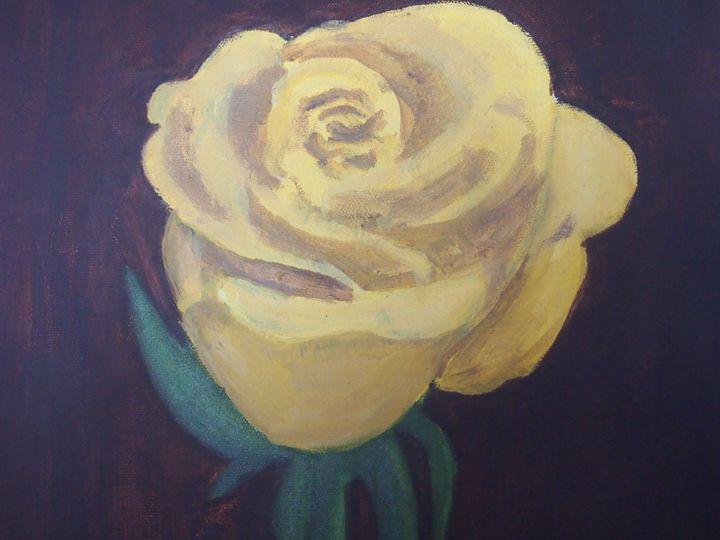 Yellow Rose - Gillian Kate