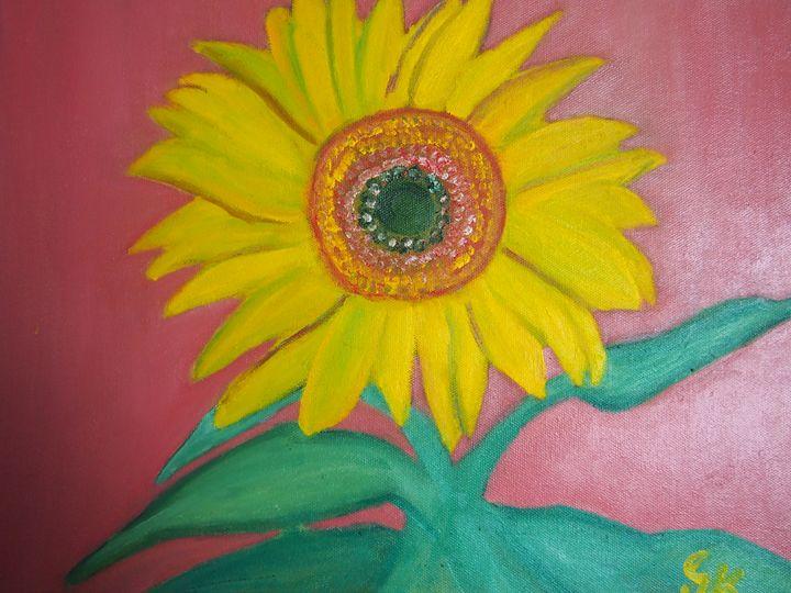 Sunflower - Gillian Kate