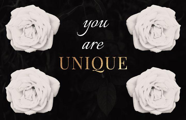 White Roses - BeautyOfGalaxy