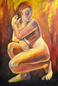 Fiery Aphrodite