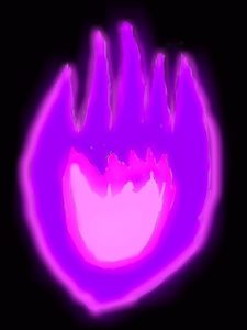 Purple inferno - Mike M