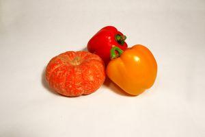 Autumn vegetables food fruit pumpkin