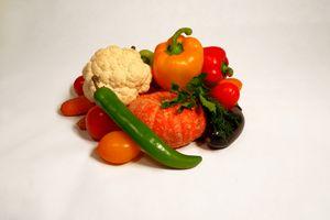 Vegetarian still life