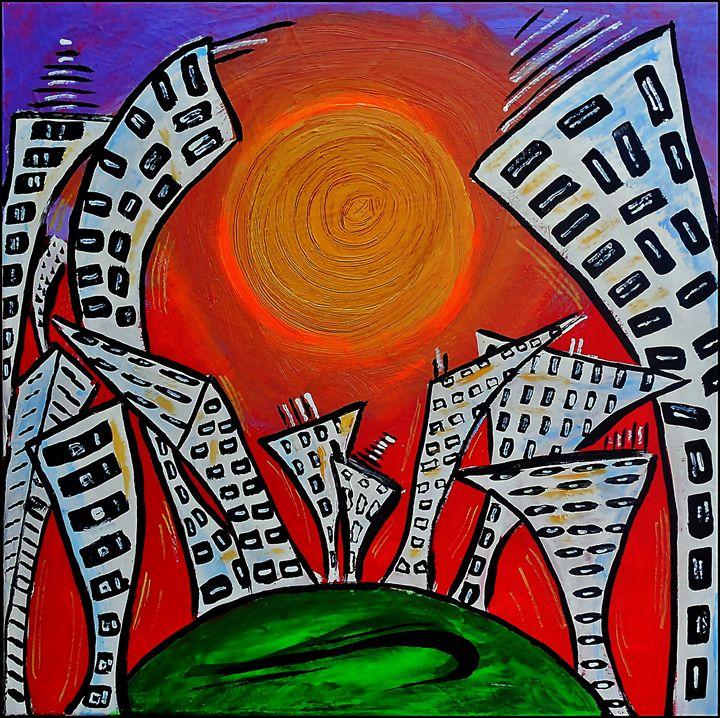 Heart of Gold - John P Irizarry