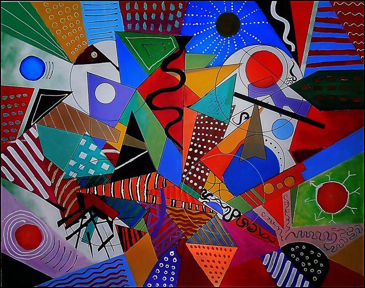 Jigsaw - John P Irizarry