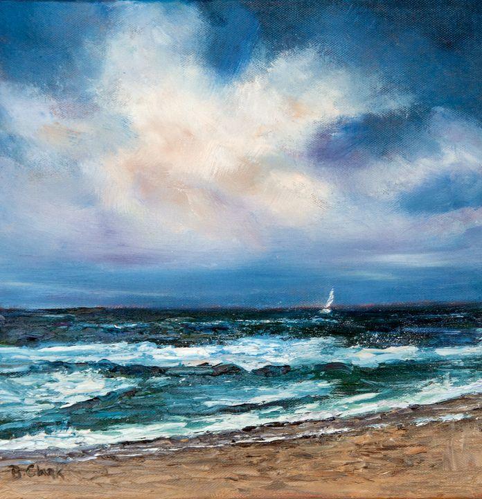 Into the Wind - Beth Clark Arts