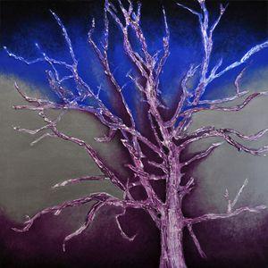Tree in the night